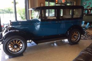 1927 Willys 96