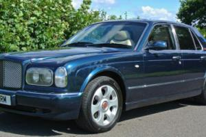 1999 BENTLEY ARNAGE Green Label Twin Turbo