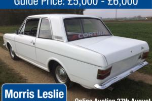1967 FORD CORTINA 1300 DELUXE