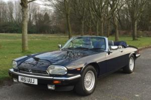 1991 Jaguar XJS V12 5.3 Automatic Convertible