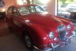 Jaguar S Type 3.4 Photo