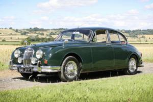 1961 Jaguar Mk.II with 4.2 Engine and 5-Spd Gearbox