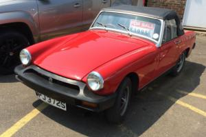 MG/ MGF Midget 1978 Excellent Condition