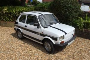 Fiat 126 BIS, RHD, 31k Miles, New MOT, Nice Condition