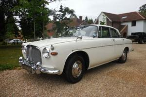 1965 Rover P5 3 Litre Man/Od (Credit/Debit Cards & Delivery)