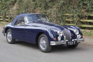 1958 JAGUAR XK150 3.4 ROADSTER Photo