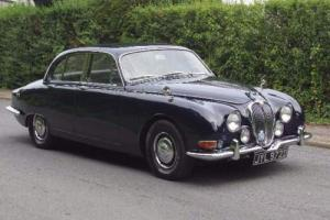 1966 JAGUAR S-TYPE 3.8 AUTOMATIC