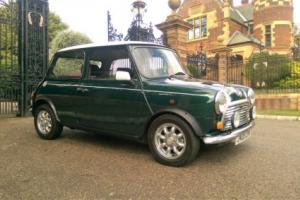 classic rover mini cooper Photo