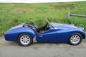 TRIUMPH TR3b Photo