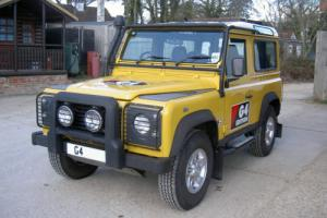 LAND ROVER DEFENDER XS TO FULL G4 SPECIFICATION & MORE