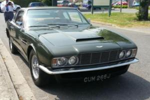 Aston Martin DBS6 Automatic. THE BEST AROUND. TRUELY IMMACULATE