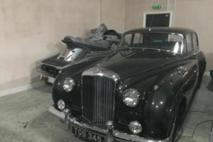 1960 Bentley S2 6.3 V8 Immaculate condition throughout 56 CLASSICS FOR SALE