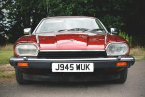 1991 Jaguar XJS 4.0 Facelift *Very Solid Original Example*