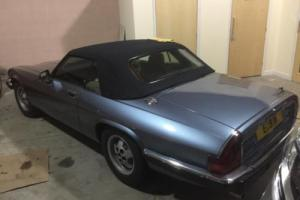 Jaguar XJS 5.3 V12 Convertible 40,100 miles FSH THE BEST EVER CONDITION