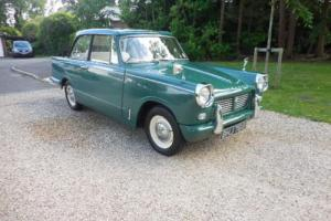 1964 Triumph Herald 1200 (Credit/Debit Cards & Delivery)