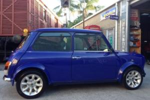 1998 Rover Mini Paul Smith Limited Edition Sports Pack