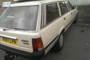 Peugeot 505 GRD Family Estate Photo