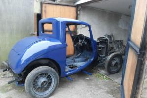 MORRIS EIGHT BLUE/BLACK