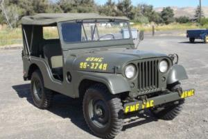 1957 Willys M38A-1