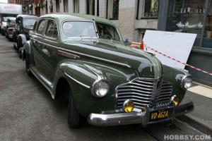 1941 BUICK SERIES 60 SPECIAL 8 SEDAN 4 DOOR MANAUL GREEN MOVIE CAR