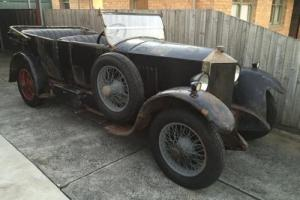 Metallurgique 1923 Extremely Rare in VIC