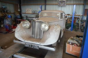 1947 JAGUAR MK 4, 3.5 LTR SALOON,RESTORATION NEEDS FINISHING,,3 OWNERS,