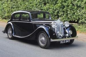 1948 JAGUAR MKIV 1.5 SALOON Photo
