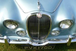 Excellent Jaguar S Type 3.4 Sports Saloon - 1966