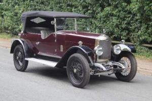 1925 RILEY 11.9 TOURER Photo