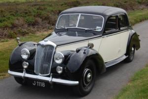 Riley RME in very good restored condition with original interior and low mileage