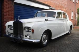 1963 Rolls Royce Silver Cloud 111 (RHD) For Sale