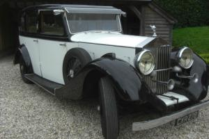 Rolls Royce 20/25 Photo