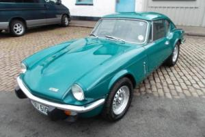 1973 TRIUMPH GT6 2.0 EMERALD GREEN £5995 Photo