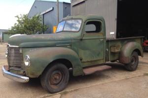 1948 International harvester KB1