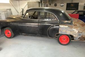1951 CHEVROLET GMC BLACK V6 , AMERICAN ,CLASSIC , PROJECT