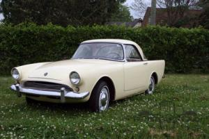 1963 Sunbeam Alpine