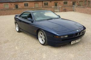 BMW 850i V12 AUTO - AC SCHNITZER BODY 1991 - STUNNING CAR WITH AWESOME PERFORMCE Photo