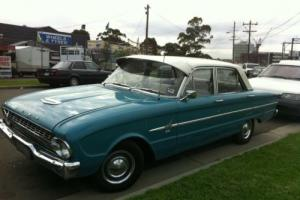 Ford Falcon 1963 XL Very Original Honest CAR