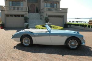 1962 Austin Healey BT7 2+2 Photo