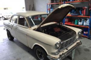 Holden Project 1958 X2 in NSW