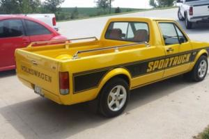 1981 Volkswagen Other TRUCK Photo