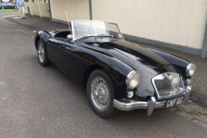 1956 MGA Roadster 1500cc in VIC