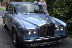 Rolls Royce Silver Shadow II 1977 Photo