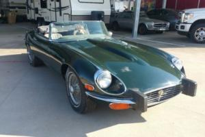 1974 Jaguar E type Roadster