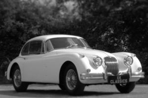 1959 jaguar XK150 FHC matching numbers