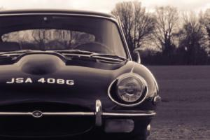 Jaguar XK E-Type Series 2 Coupe 1969 Photo