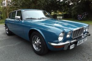 1978 JAGUAR 4.2 XJ6 L AUTO OWNED SINCE 1998 CHERISHED EXTREMELY GOOD THROUGHOUT