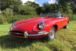 Jaguar E-type 4.2 series 1.5 drophead