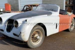 Jaguar XK150 Open Top Sports Photo