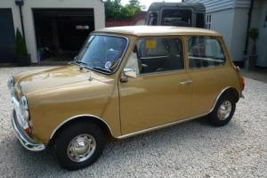 MORRIS MINI 1000 ONLY 2 OWNERS FROM NEW+26000 MLS FROM NEW